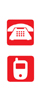 电话微信图标